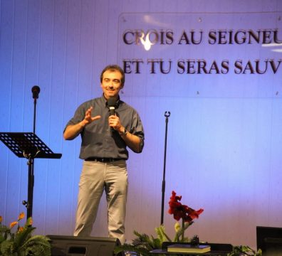 Predication Franck Lechalupe